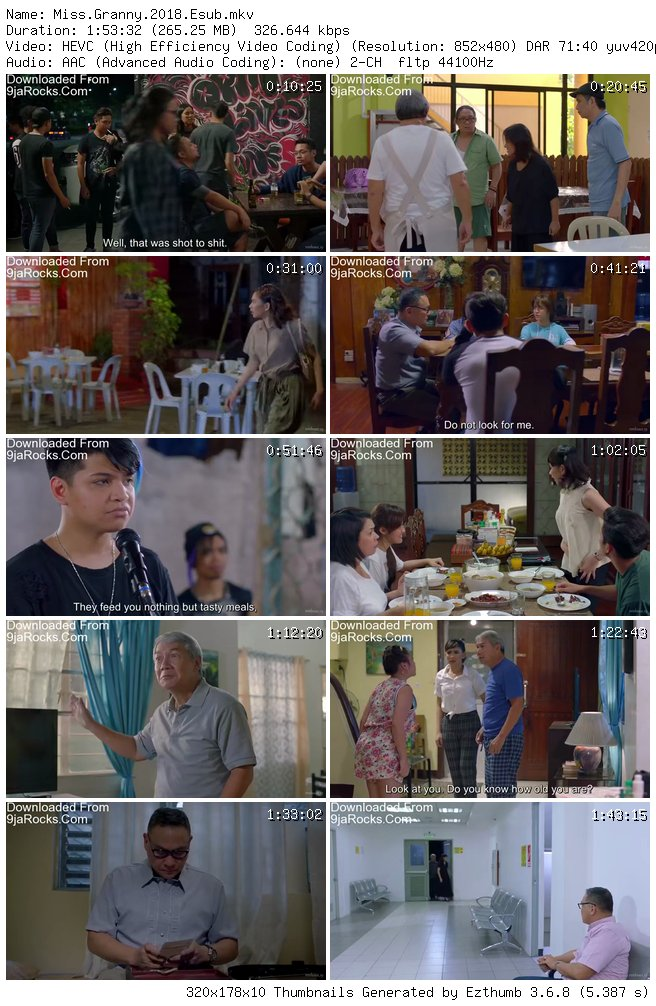 Miss Granny (2018) - Filipino Movie