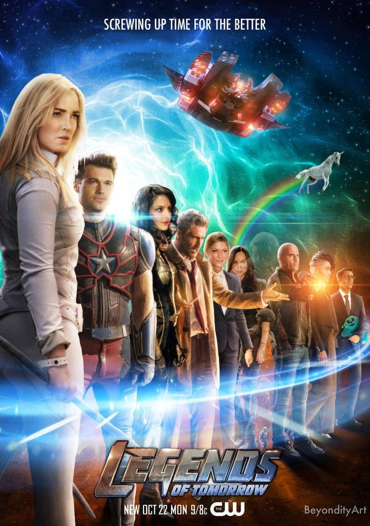 Legends Of Tomorrow Season 5 Episode 5 - A Head of Her Time [S05E05]